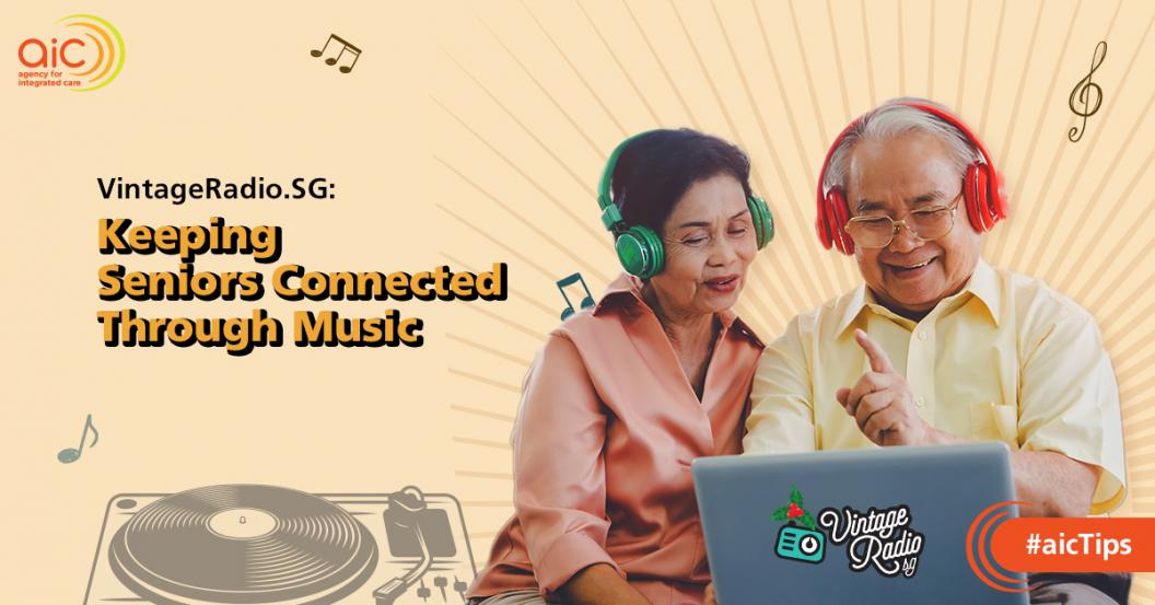 VintageRadio.SG: Keeping Seniors Connected Through Music
